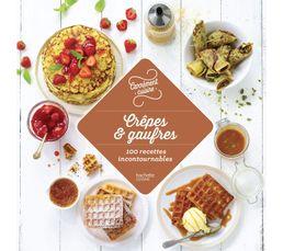 Livre de cuisine HACHETTE CREPES ET GAUFRES