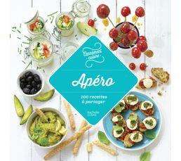 Livre de cuisine HACHETTE APERO 100 RECETTES