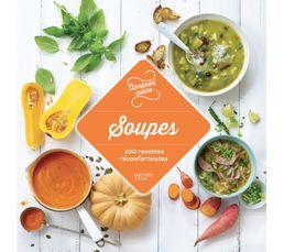 Livre de cuisine HACHETTE SOUPES 100 RECETTES