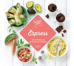 Livre de cuisine HACHETTE EXPRESS 100 RECETTES