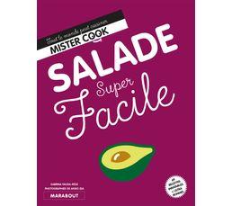 Livre De Cuisine Hachette Salade Super Facile Livres De Cuisine But