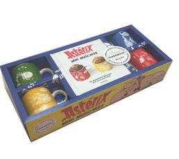 MARABOUT Coffret Mini Mug Cakes Astérix