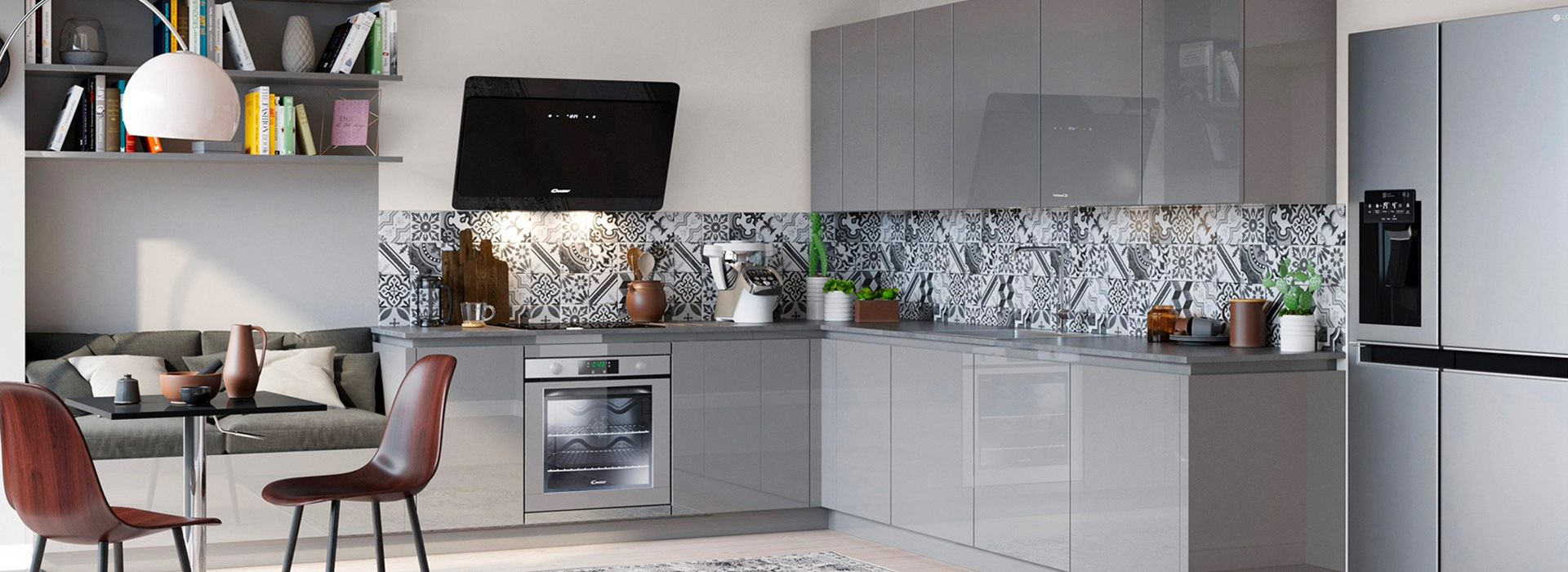 Crédence Effet Carreau De Ciment choisir une crédence dans la cuisine pour apporter du style
