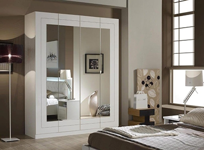 Awesome armoire chambre adulte but contemporary for Armoire chambre adulte