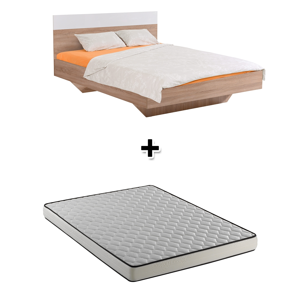matelas 140x190 cm roul mousse hora matelas but. Black Bedroom Furniture Sets. Home Design Ideas