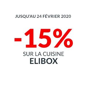 -15% sur la Cuisine Elibox