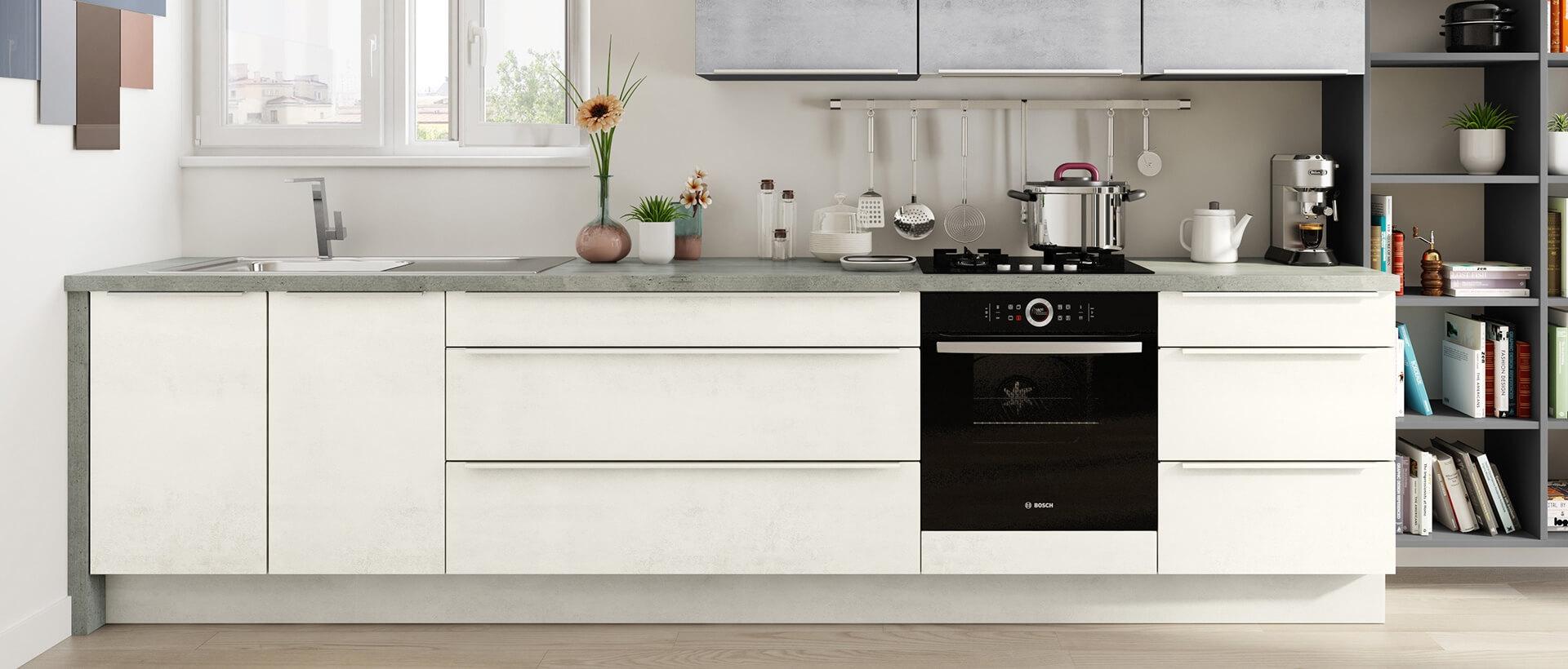But cuisines cuisine quip e moderne kitchenette - Magasin de cuisine equipee pas cher ...