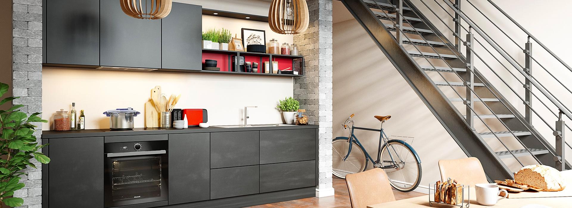 Choix De Peinture Cuisine pourquoi choisir une cuisine noire ?