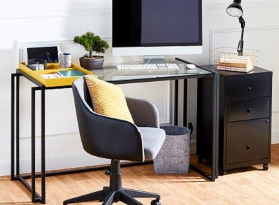 Bureau Rangement Chaise Et Fauteuil De Bureau Pour Creer