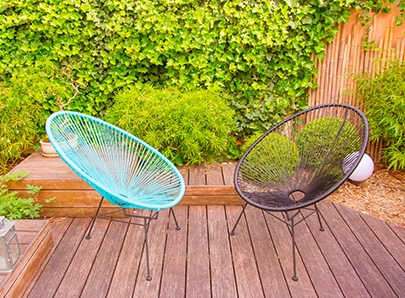 Chaise - Banc - Tabouret de jardin