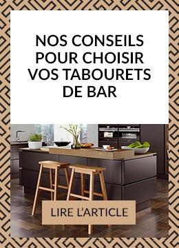 Nos conseils pour choisir vos tabourets de Bar