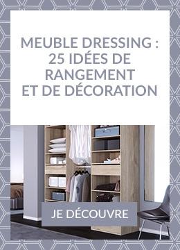 Meuble Dressing Idees de rangement et decoration