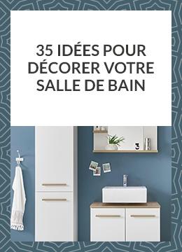 35 Idees pour decorer votre salle de bain