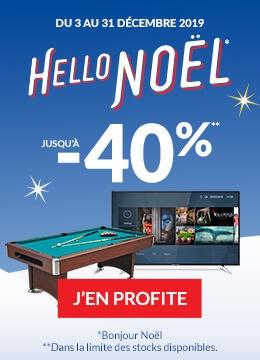 Hello Noel Jusqu'à -40%