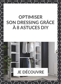 Optimiser son dressing grâce à 8 astuces DIY