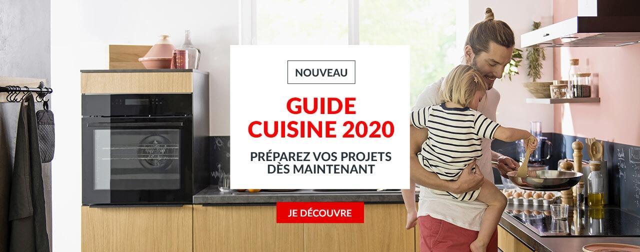 Nouveau : Guide cuisine 2020