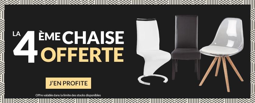 4eme Chaise offerte