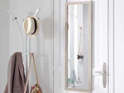 D co murale pas ch re for Decoller un miroir du mur