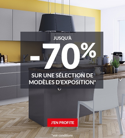 soldes meuble de cuisine pas cher. Black Bedroom Furniture Sets. Home Design Ideas
