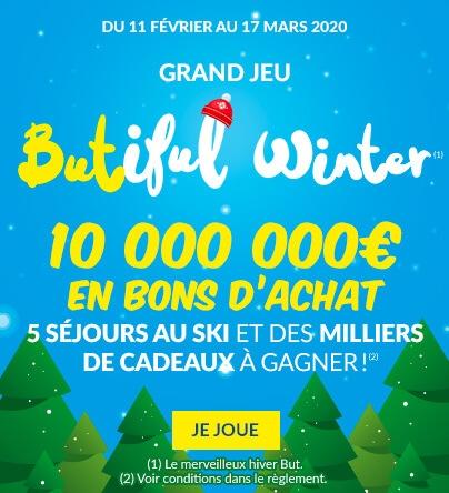Jeux Butiful Winter