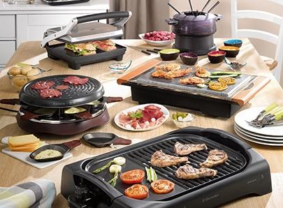 Raclettes/fondues/pierres