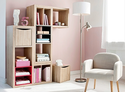 Mobilier pratique et contemporain but