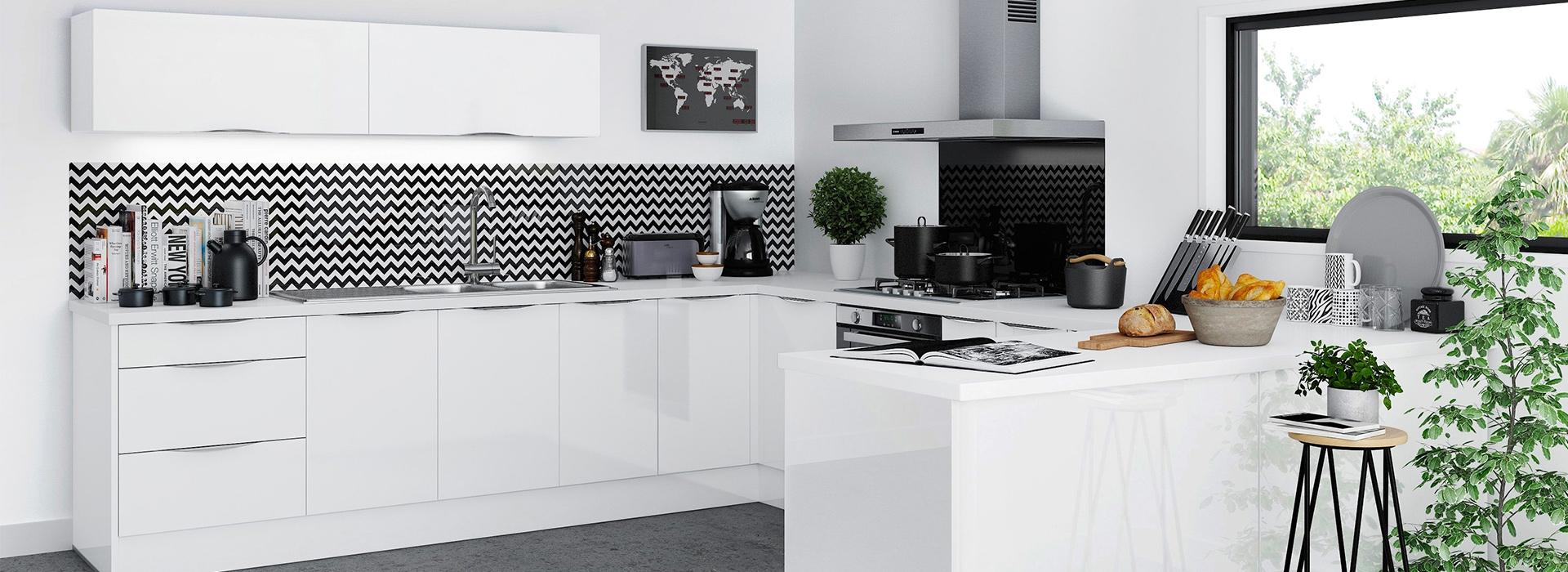 Peinture Laquee Pour Meuble De Cuisine choisir du laqué pour les façades des meubles de cuisine