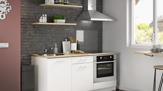 Cuisine Kitchenette WOW Moderne