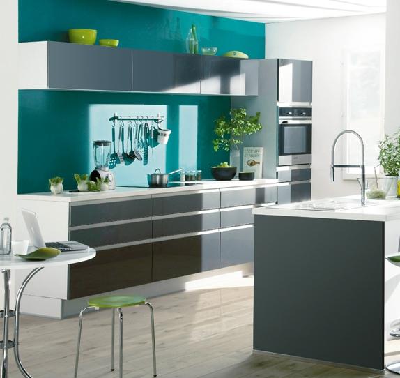 cuisine noire laque quelle couleur mur ambiance cuisine platine with cuisine noire laque quelle. Black Bedroom Furniture Sets. Home Design Ideas