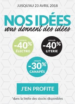 Nos idées vous donnent des idées