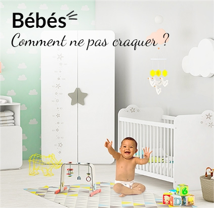 Bébés - Comment ne pas craquer ?