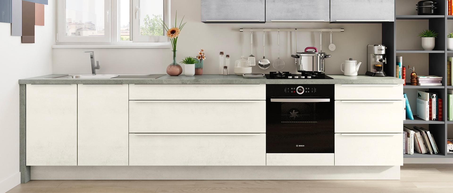 But Cuisines Cuisine Equipee Moderne Kitchenette Meubles De