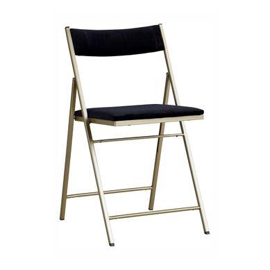 Chaise et fauteuil de table Noir pas cher  