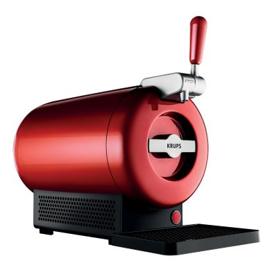 KRUPS  VB650510 THE SUB Red Edition