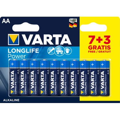 VARTA  LR6 LONGLIFE Power AA