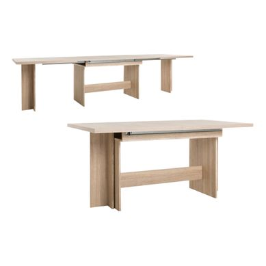 Table Blanche Extensible But