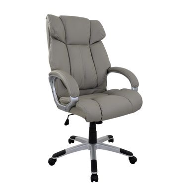 chaise de bureau noir grise