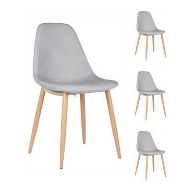 SOLDES ! Chaise et fauteuil de table Tissu pas cher |