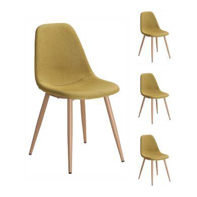 Chaise et fauteuil de table Lot de chaises pas cher |