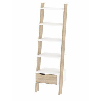meuble etagere en bois but