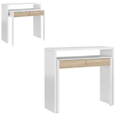 Table Console Fixe Ou Extensible Pas Cher But Fr