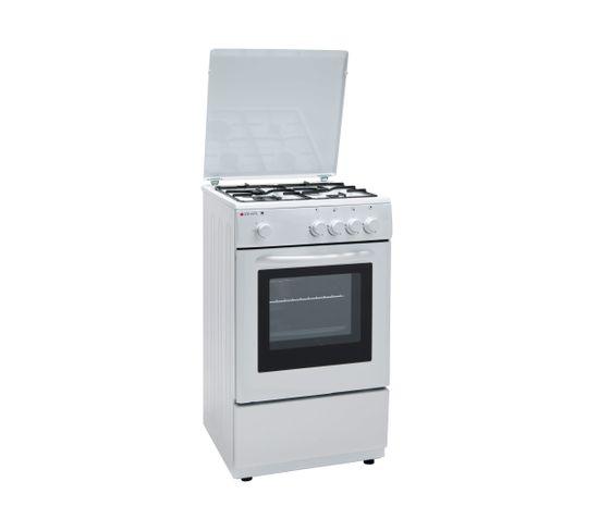 Cuisinière gaz AYA ACGS50B/1