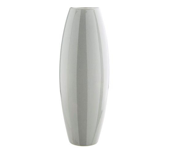 Vase H. 20 cm MAYA Gris
