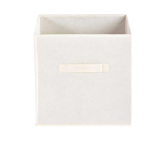 Panier intisse 31cm INTISSE Blanc