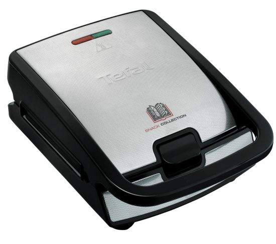 Croque-gaufre-panini TEFAL SW857D12 Snack Collection
