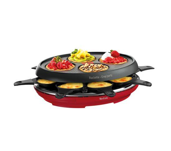 Raclette/crêpière TEFAL RE310512