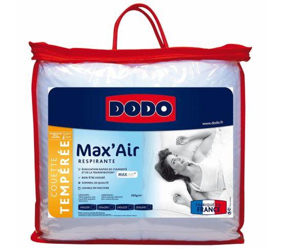 Couette tempérée 220x240 cm DODO MAX'AIR