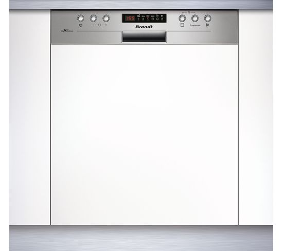 Lave-vaisselle intégrable BRANDT VH1744X AutoProgramme