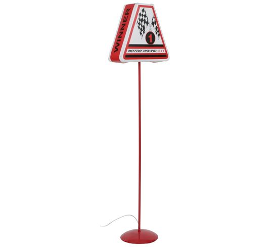 Lampadaire DRIVER Rouge