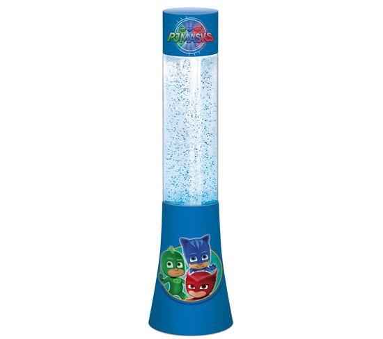 Lampe paillettes PJAMASKS Bleu